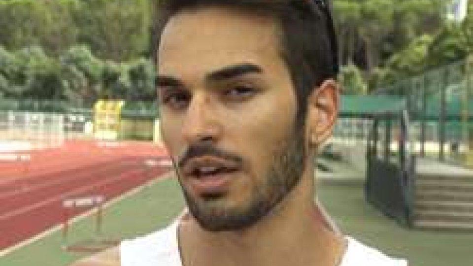 """Francesco MolinariAtletica, Molinari da record: """"Non pensavo di poter fare così bene e di arrivare a podio"""""""