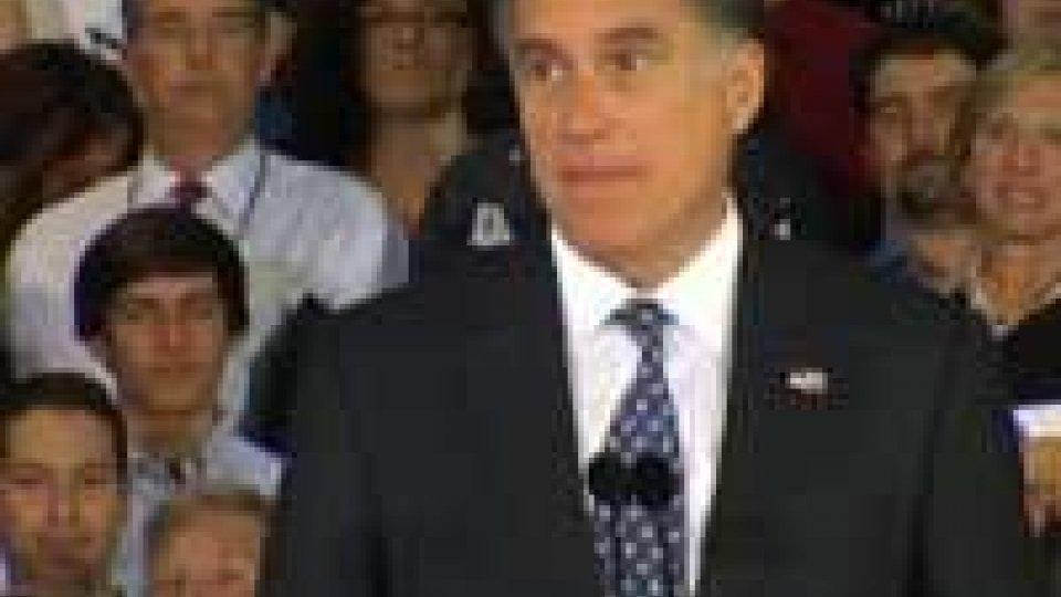 Primarie americane, Romney vince nel Maine