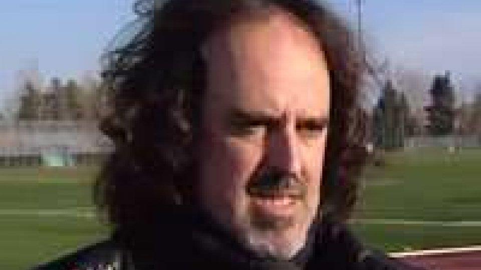 Bellaria, il nuovo allenatore Marco Osio si presenta