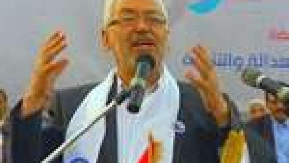 """Tunisia. Gannouchi: """"Governo composto entro un mese"""""""