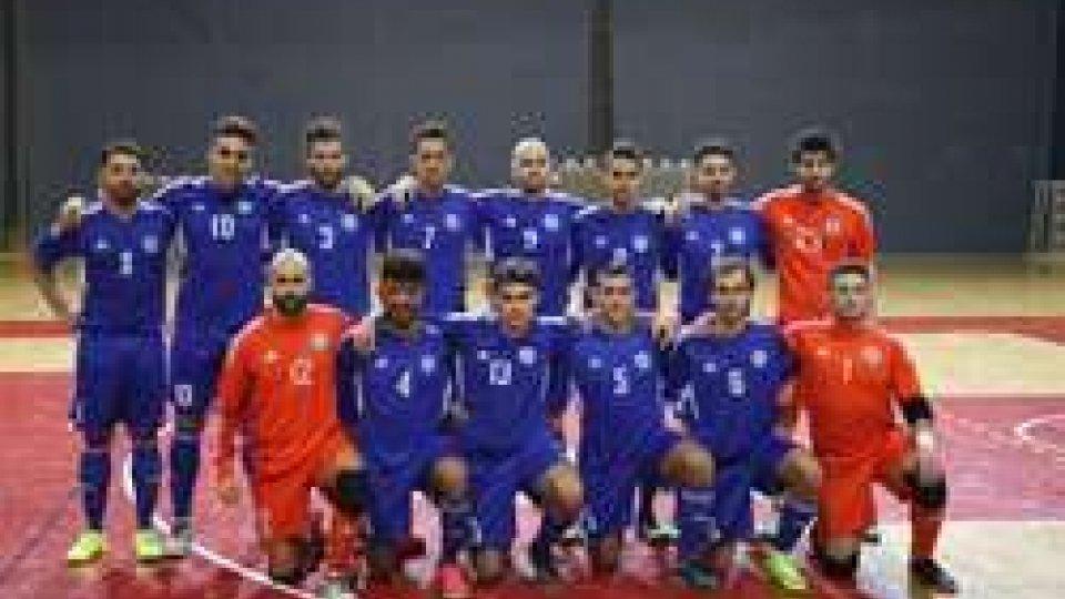 Futsal: Israele-San Marino 4-0