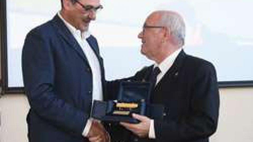 Maurizio Sarri e Carlo Tavecchio