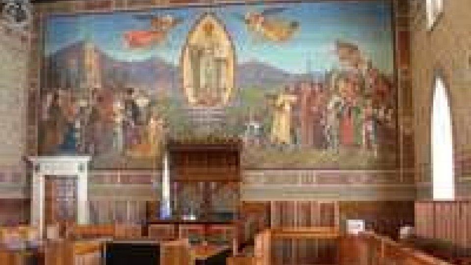 San Marino: al via sessione consiliare con la nuova Reggenza