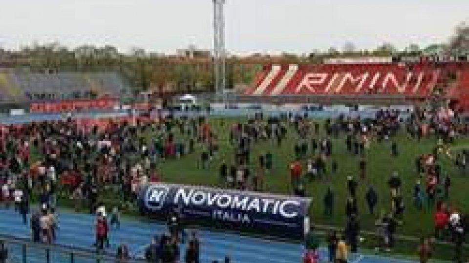 Rimini, è Serie C! Romagna Centro ko 3-2, Ambrosini sigla la promozione