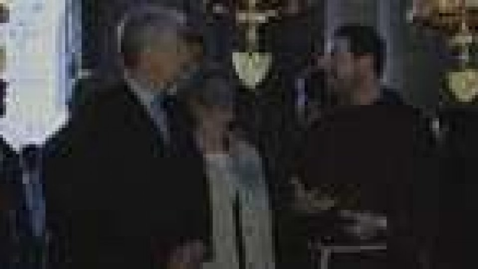 Il premier Monti in Israele