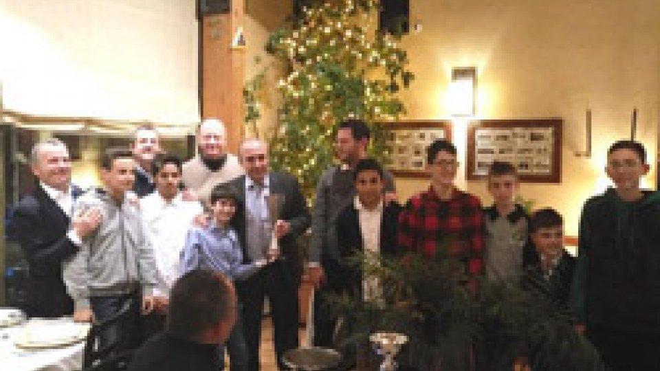 Golf Club Cassa di Risparmio San Marino: la serata finale delle premiazioni