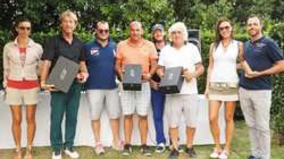 Golf: Bonini e Forcellini vincono il Pro Am The Event
