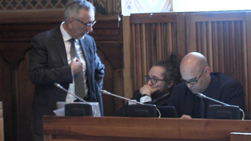 Pasquale Valentini Matteo Zeppa Roberto CiavattaConsiglio: i lavori riprendono con l'esame delle istanze