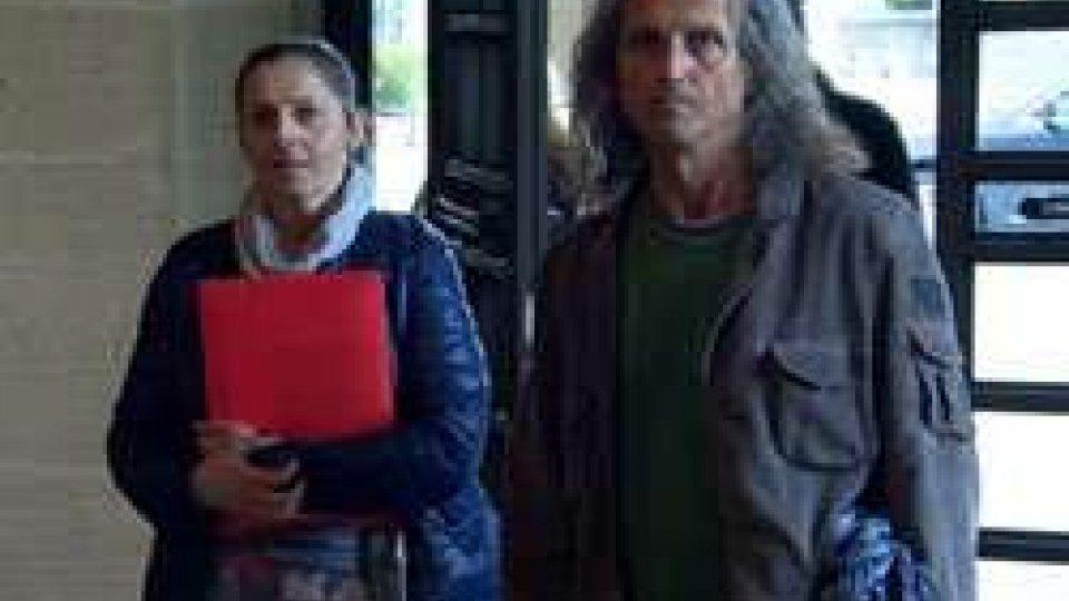 i rappresentanti del Comitato tutela zona parco Rovereta