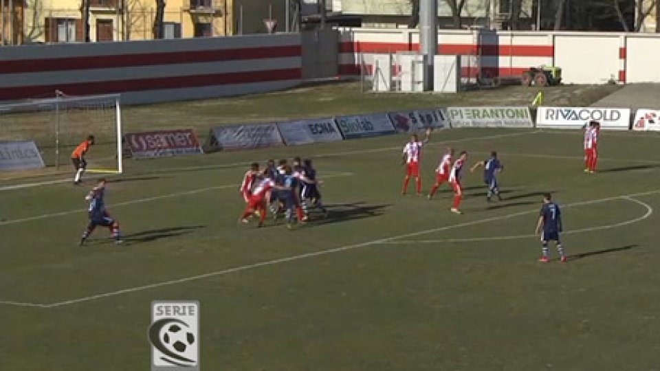 Vis Pesaro - Albinoleffe 0-1Vis Pesaro - Albinoleffe 0-1