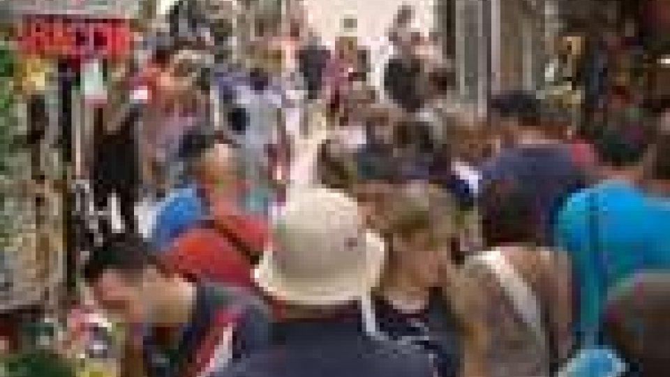Ferragosto: week-end al ribasso sul Titano