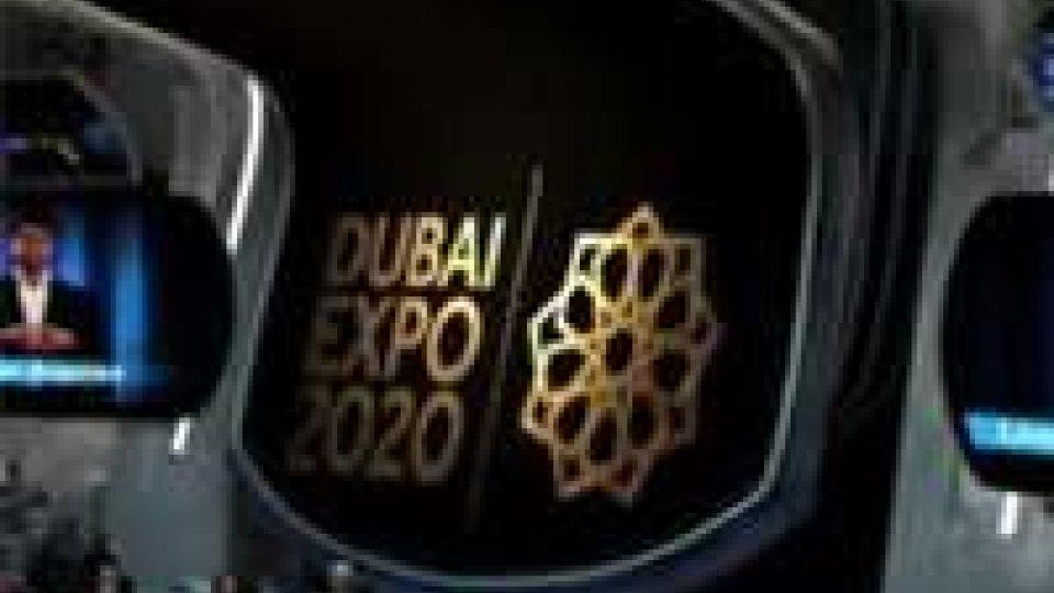 L'Expo 2020 a DubaiL'Expo 2020 a Dubai