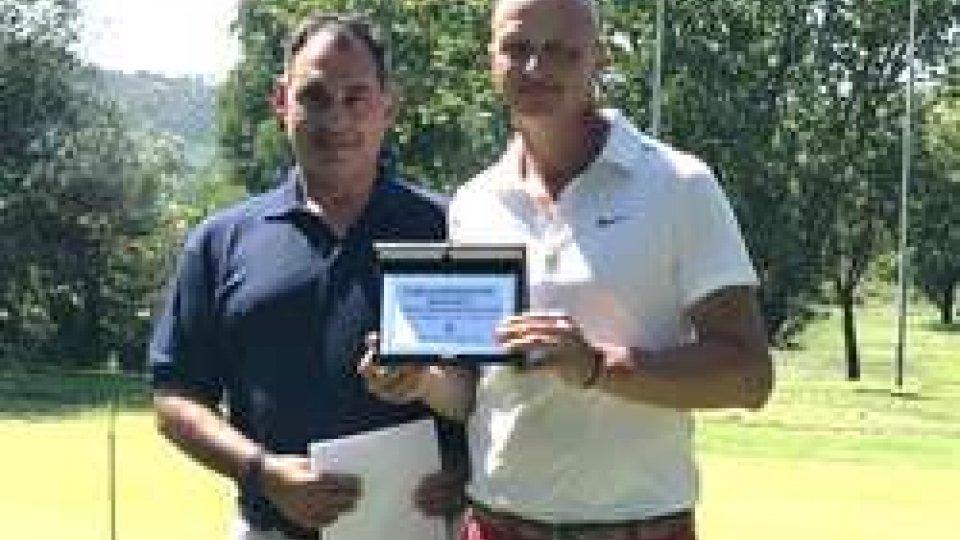 Carisp Golf: Marco Pelliccioni vittorioso alla Gara Nazionale del Rimini Verucchio Golf