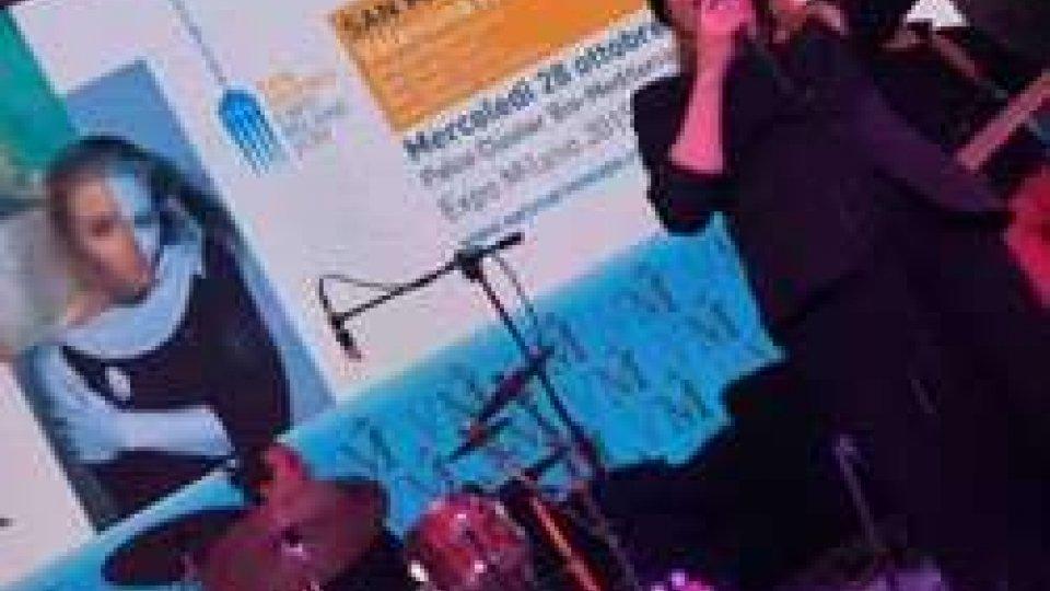 Expo: il concerto di Valentina Monetta chiude la lunga serie di eventi al padiglione Rsm