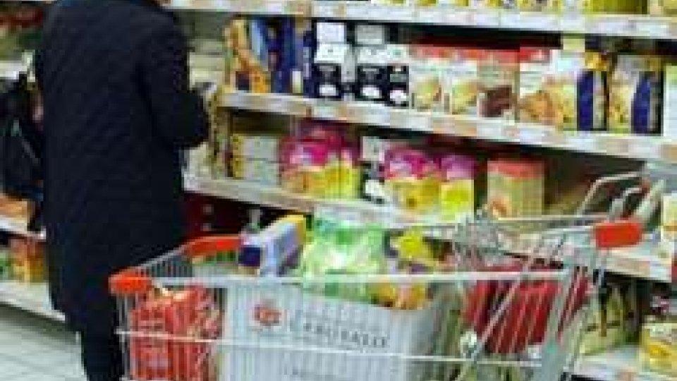Prezzi: Istat conferma le stime, a maggio -0,3% sull'anno