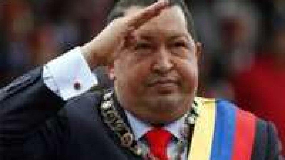 Chavez sceglierà data giuramento