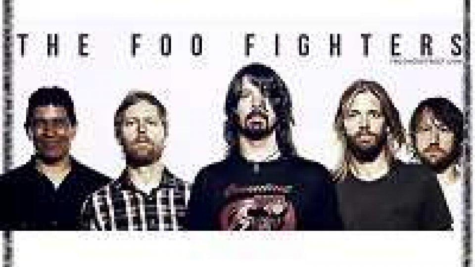 I Foo Fighters il 3 novembre a Cesena