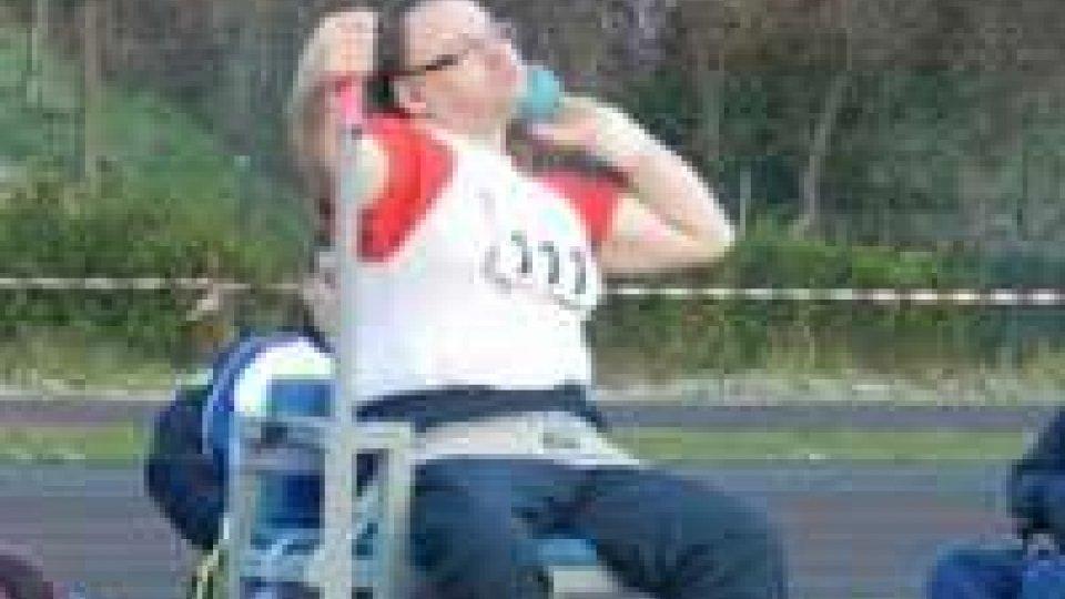 san Marino - Christian Bernardi rappresenterà San Marino alle paralimpiadi