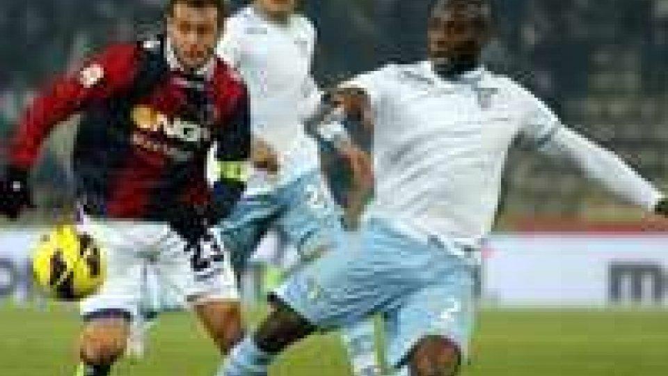 Serie A, i posticipi della 16° giornata: Bologna-Lazio 0-0 e Udinese-Sampdoria 2-0