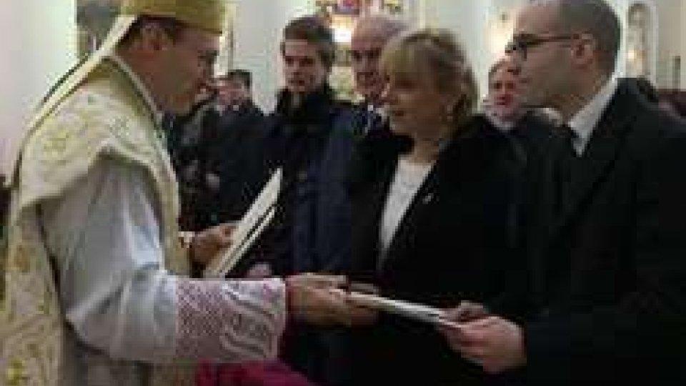 Il Vescovo ai Capitani Reggenti 'siate costruttori di pace'Il Vescovo ai Capitani Reggenti 'siate costruttori di pace'