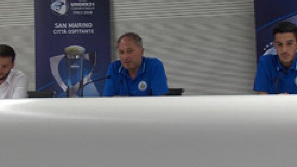 La conferenza stampaU21, con la Repubblica Ceca un mix di veterani e nuove leve