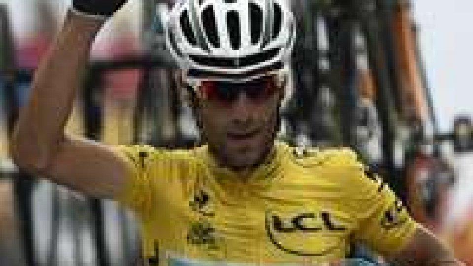 Vincenzo Nibali si prende il Tour de FranceVincenzo Nibali si prende il Tour de France
