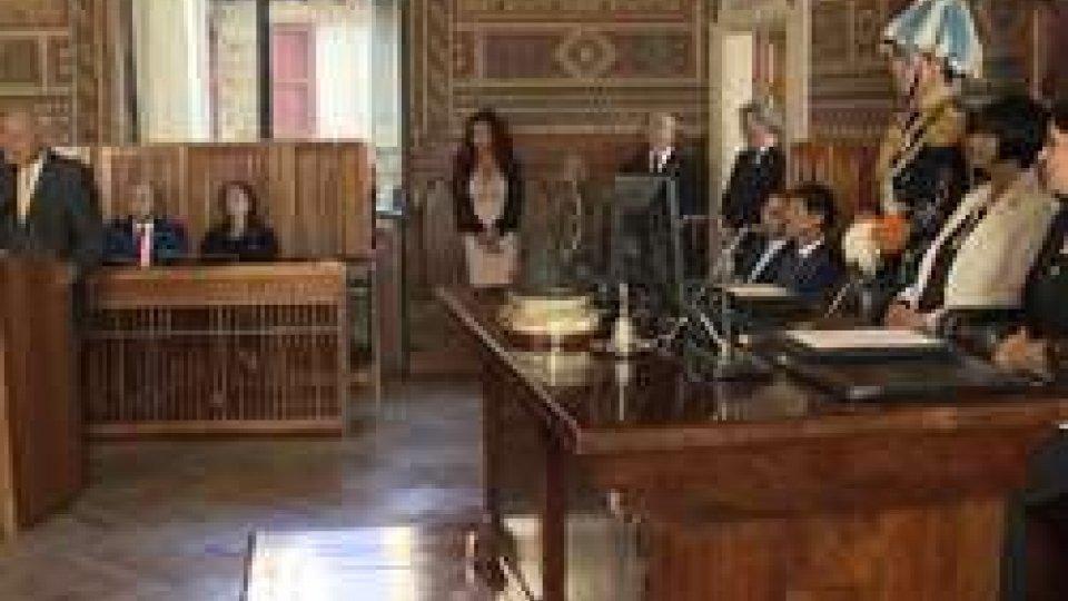 San Marino 2017, il benvenuto dei Capitani Reggenti: ricevute autorità politiche e sportive
