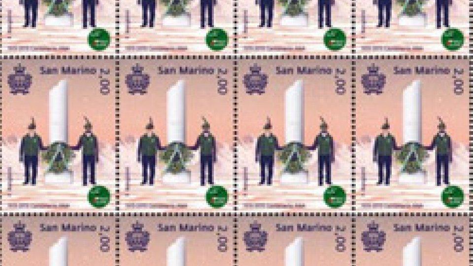L'Ufficio Filatelico e Numismatico: Centenario dell'Associazione Nazionale Alpini