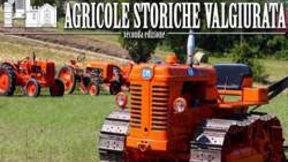 Seconda edizione Raduno Trattori e Macchine Agricole Storiche - Valgiurata