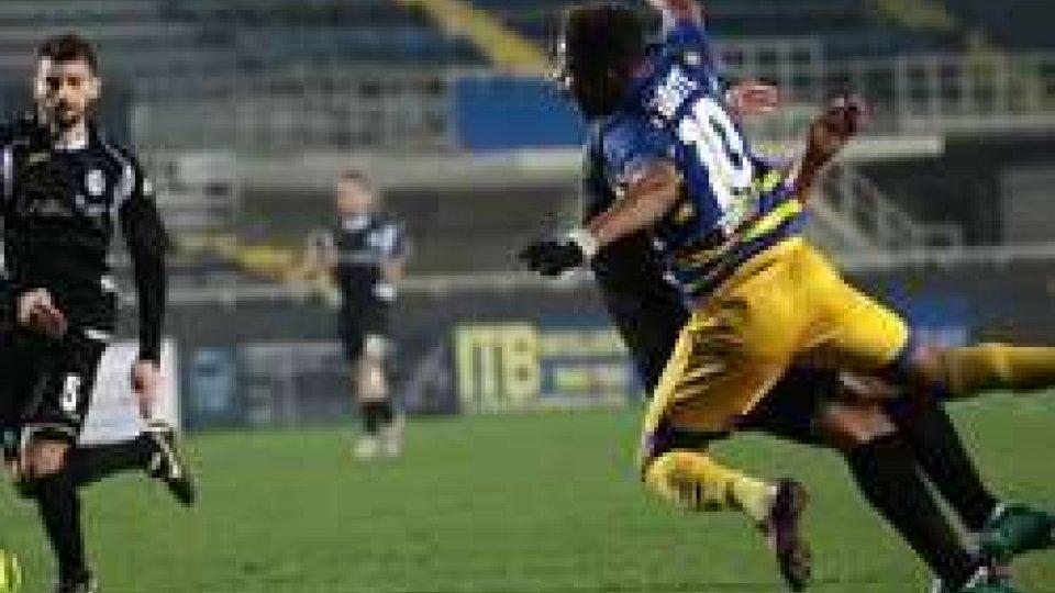 Albinoleffe - Parma 0-1Albinoleffe - Parma 0-1