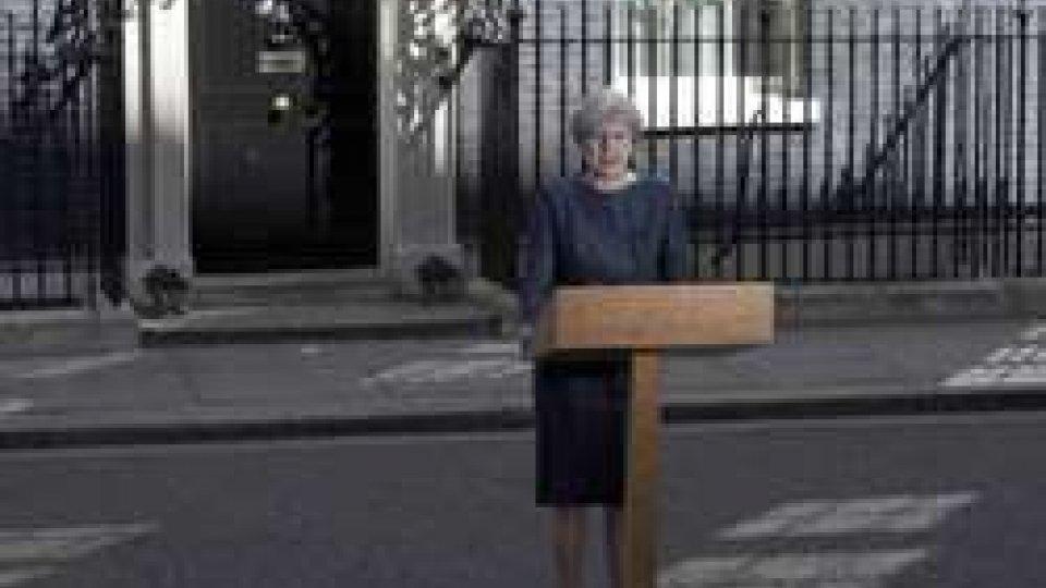 Theresa MayUK: la Premier May annuncia, a sorpresa, elezioni anticipate l'8 giugno