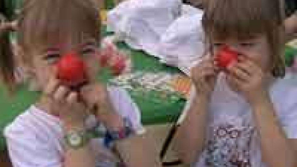Clownterapia: a San Marino la giornata del Naso Rosso