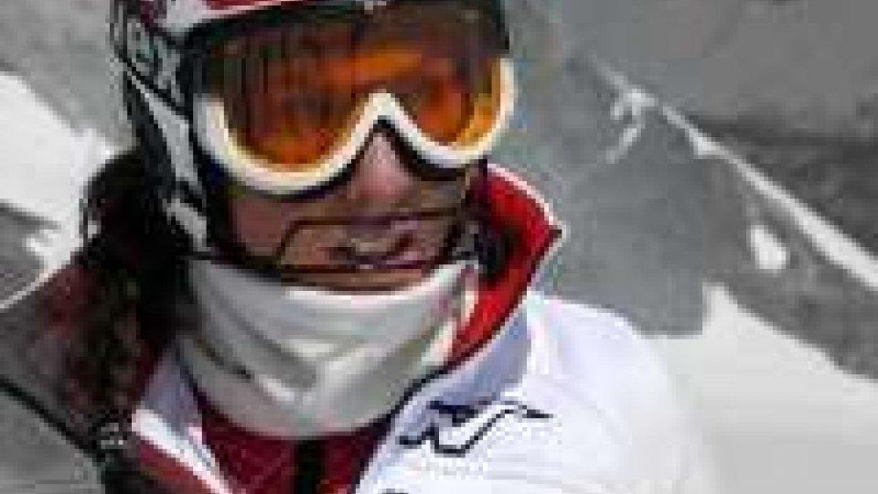 EYOF: Selva fuori nella prima manche dello slalom speciale