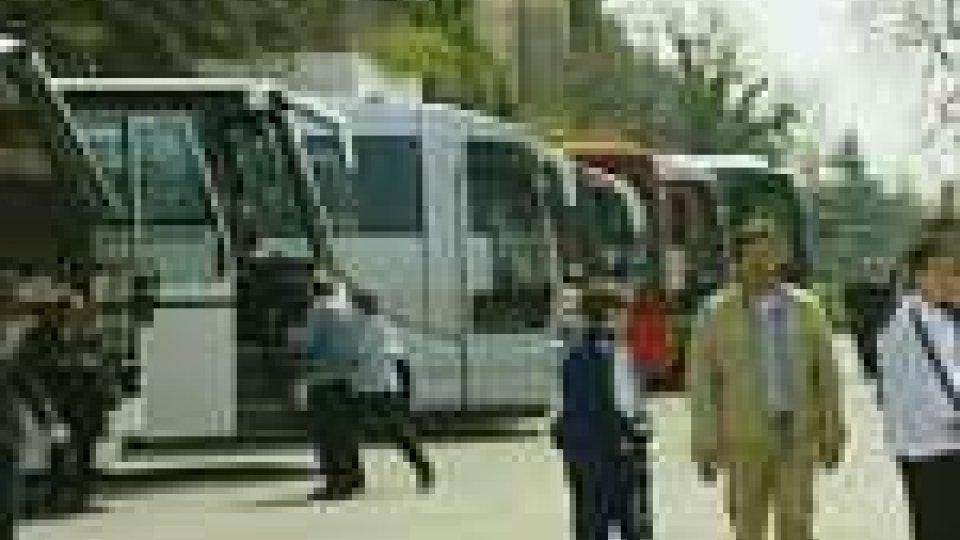 San Marino - Problemi per i sammarinesi che operano nel settore trasportiProblemi per i sammarinesi che operano nel settore trasporti