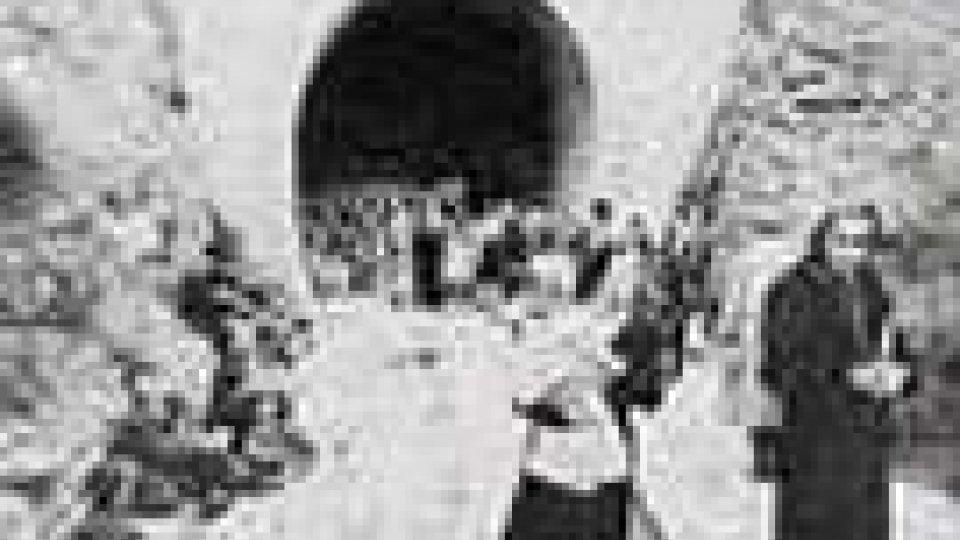 61esimo anniversario del Bombardamento sul Titano