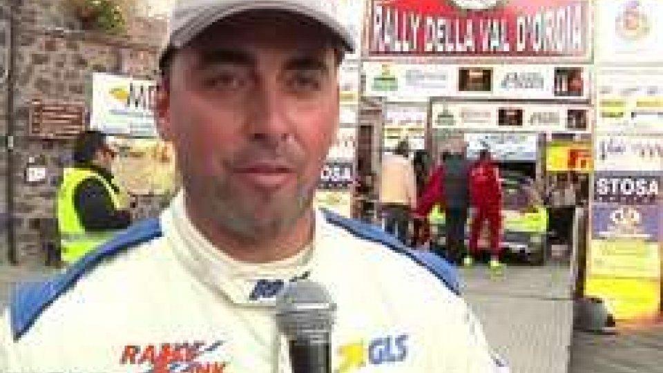 Daniele CeccoliTrofeo Rally Terra: l'acuto di Ceccoli nel nome di Loris