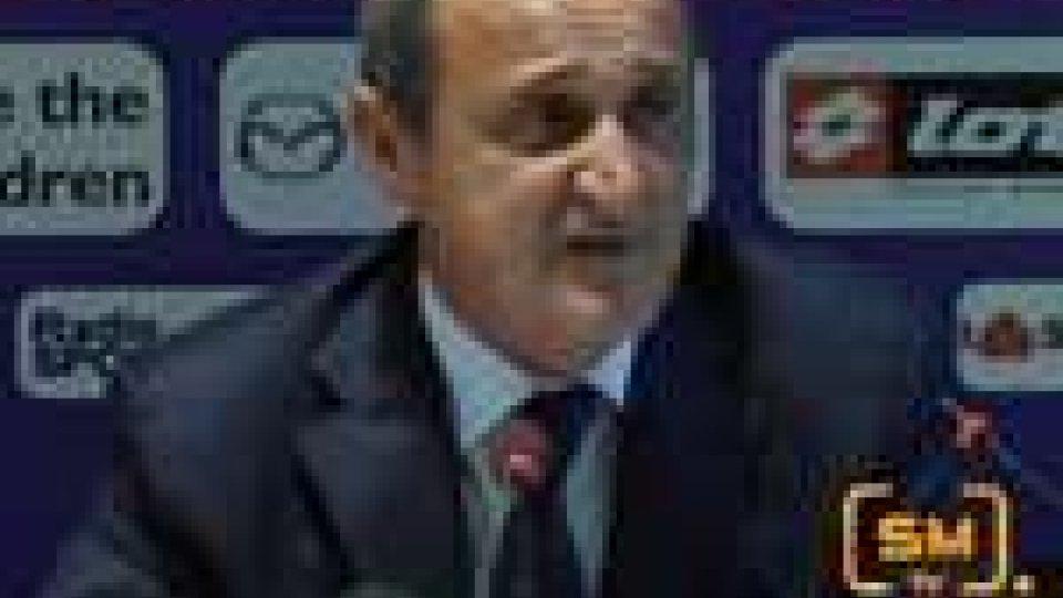 """Serie A. Parla Delio Rossi, nuovo allenatore della Fiorentina: """"Massimo entusiasmo"""""""