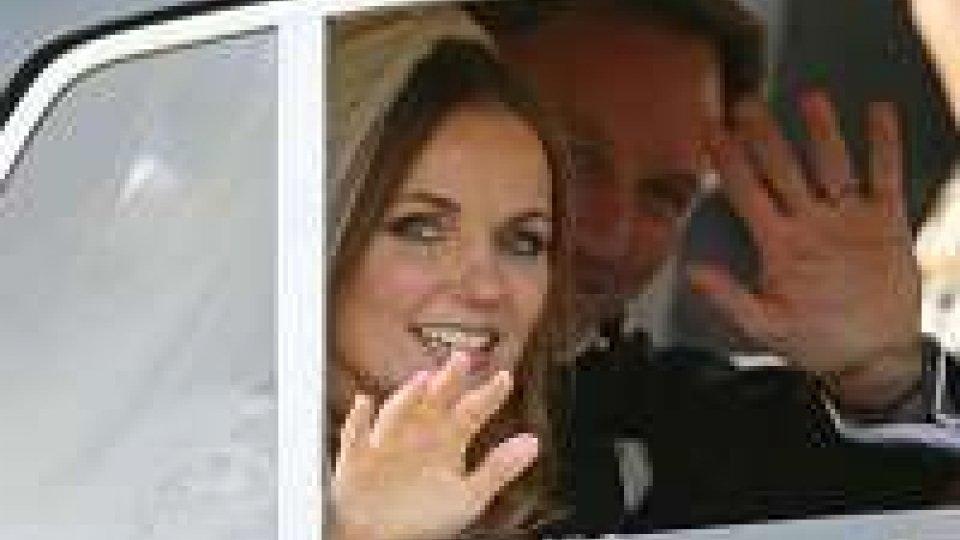 Geri Halliwell sposa