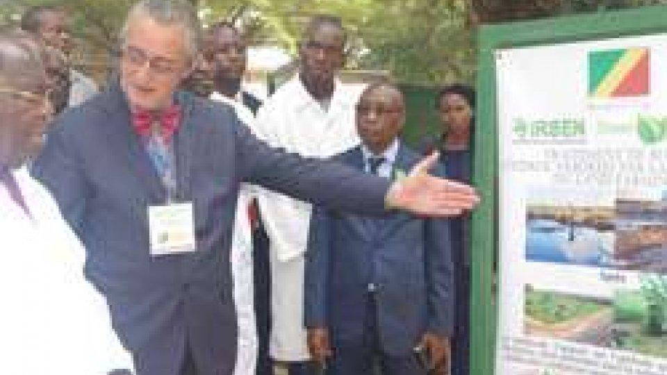 Primo ministro del Congo interessato alla Joint Venture con San Marino nell'ambito Green economy
