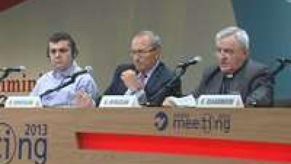 """""""Assad è un pretesto"""" di cristiani e persecuzioni si è parlato nell'incontro conclusivo del Meeting"""