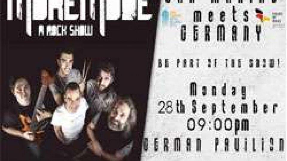 Expo: i MoreMode Live al Padiglione Germania, anche in streaming