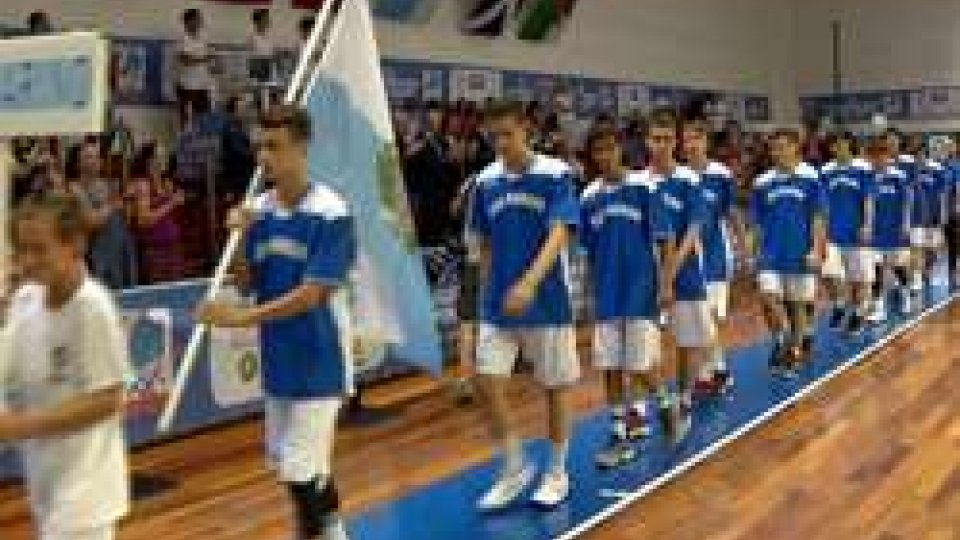 cerimonia inaugurazioneGrande basket europeo a San Marino