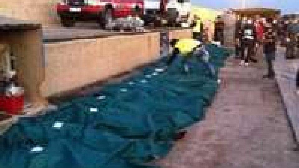 Cresce il numero delle vittime del naufragio di Lampedusa