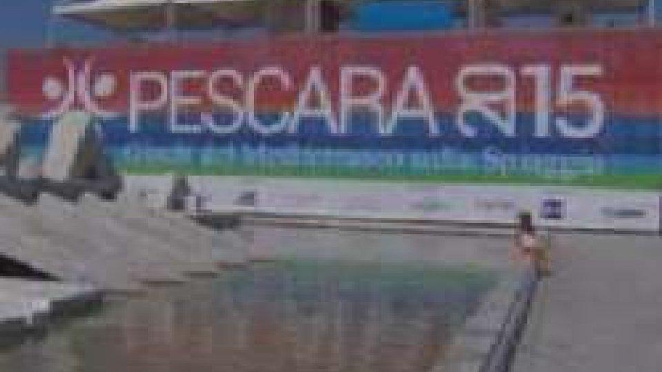 Pescara 2015. San Marino: 8 atleti, 2 medaglie e 2 finali. Bilancio da pollice altoPescara 2015: il bilancio