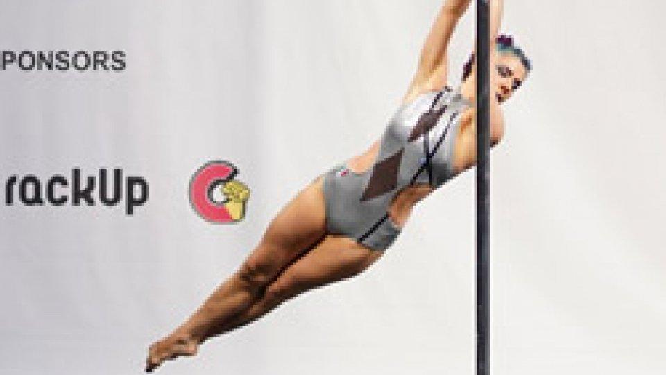 Pole Dance. La riminese Claudia Dipilato vicecampionessa del mondo, alla Winter Cup
