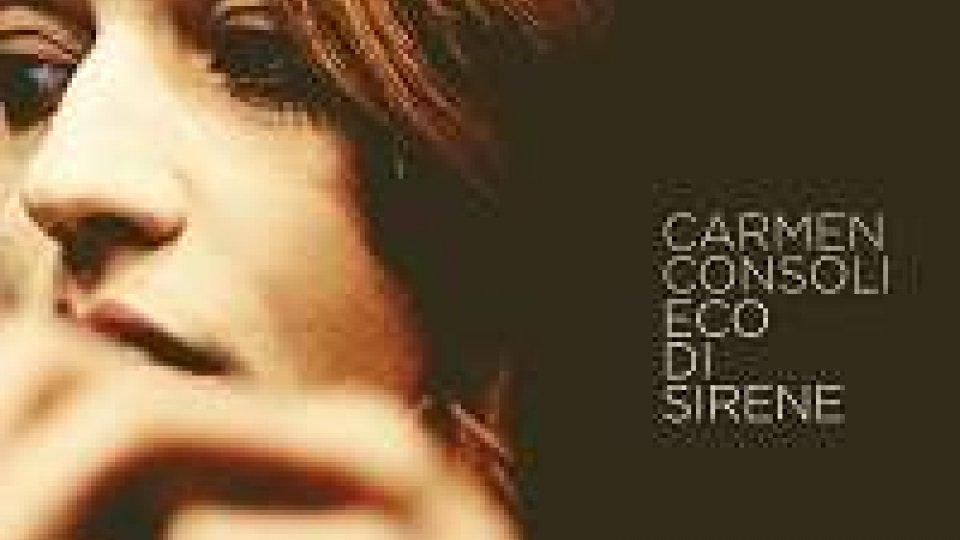 Carmen Consoli, il 13 aprile esce il live di Eco di Sirene
