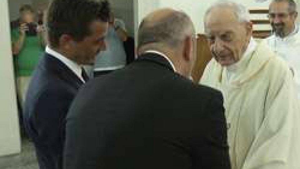 Santa Messa per il 65° anniversario di sacerdozio di Don Peppino[VIDEO] Santa Messa per il 65° anniversario di sacerdozio di Don Peppino