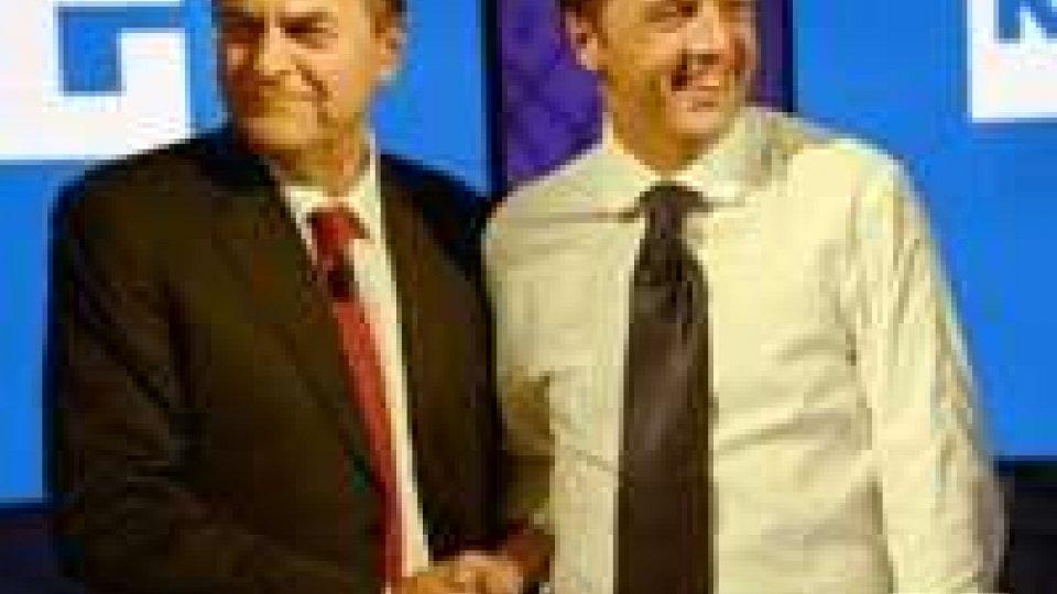 E' il giorno del ballottaggio tra Renzi e Bersani