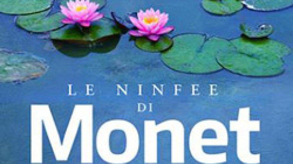 """Le ninfee di Monet"" al Cinema Tiberio"