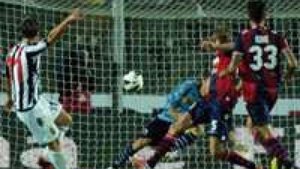 Serie A: Siena batte Bologna per 1-0